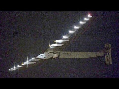 Solar Impulse 2: Ξεκίνησε η πτήση χωρίς επιστροφή προς την Χαβάη