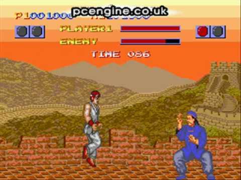 Fighting Street PC Engine