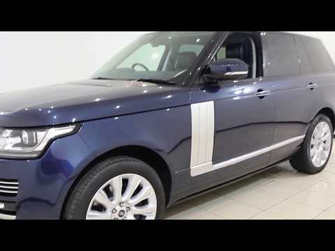 LAND ROVER RANGE ROVER 4.4 SDV8 AUTOBIOGRAPHY 5DR AUTOMATIC 339 BHP