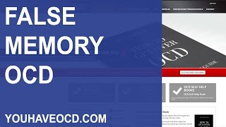 False Memory OCD