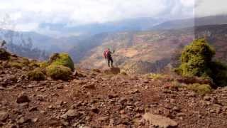 Amizmiz Morocco  city images : Trekking High Atlas Mountains Morocco (from Amizmiz to Oukaïmeden)