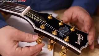 Video AGuitar Builder Looks at a Chinese made FAKE Gibson Supreme Chibson Guitar MP3, 3GP, MP4, WEBM, AVI, FLV Februari 2019
