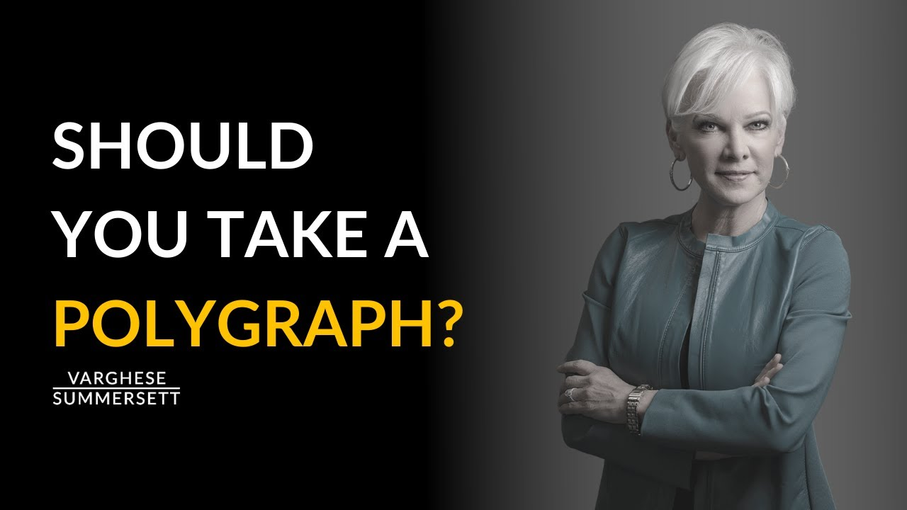 Should you take a polygraph?