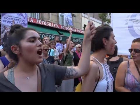 SEXUALSTRAFRECHT: Spanien plant