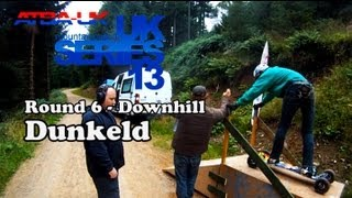 Dunkeld United Kingdom  city photos : ATBA-UK Round 6 Downhill 2013, Dunkeld, Scotland