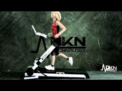 DKN Space Run Treadmill