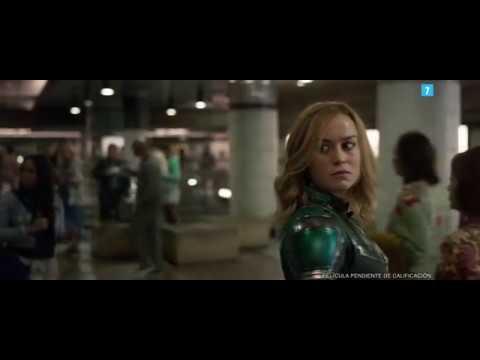 Capitana Marvel - Teaser Tráiler oficial subtitulado en español?>