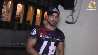 Kartik Aaryan & Gautam Gulati Watch Jagga Jasoos at Juhu PVR.Click this below link and subscribe to our channel to get all updates on Bollywood Movies, and your favorite Bollywood actresses and actors.http://goo.gl/cfijvC
