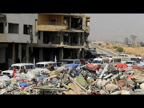 Συρία: Εκκενώνεται η Ντεράα
