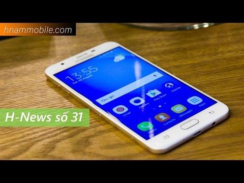 """Hnew số 31: Galaxy J7 Prime """"kẻ hủy diệt"""" ở phân khúc tầm trung, LG G5 và những scandal."""