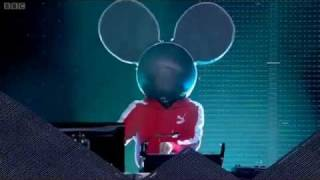 Deadmau5 live T in the Park 2011 full set