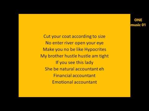Phyno - Financial Woman Ft. Psquare (Lyrics)