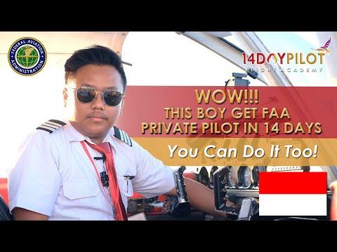 Pilot Muda, Figo Revanza