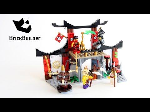 Vidéo LEGO Ninjago 70756 : Le combat au dojo