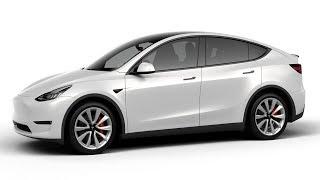 2020 Tesla Model Y - Presentation