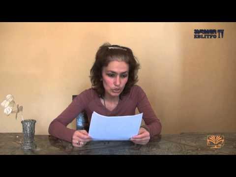 მწერალი GeolibTV-ს