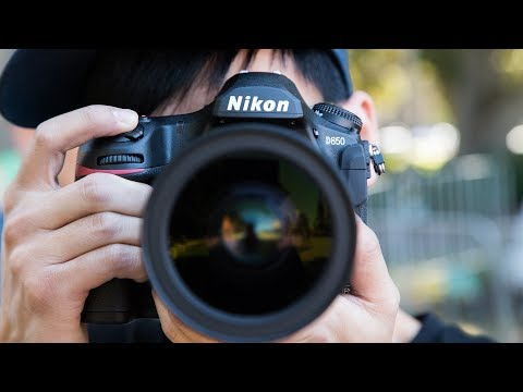 Nikon D850 Digital SLR Camera video