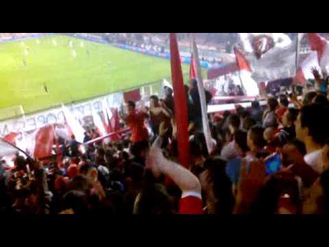 Ponga huevo Independiente, no le falles a tu hinchada - La Barra del Rojo - Independiente