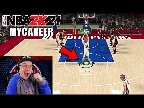 KrispyFlakes Game Winner Gives Detroit Piston Fans Hope In Home Debut! | NBA 2K21 MyCareer
