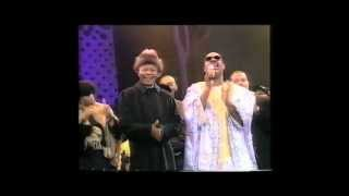 Nelson Mandela´s 80th Birthday - Stevie Wonder Sings Happy Birthday
