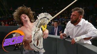 Nonton Tozawa & Kendrick vs. Gulak & Gallagher - Street Fight: WWE 205 Live, Dec. 19, 2018 Film Subtitle Indonesia Streaming Movie Download