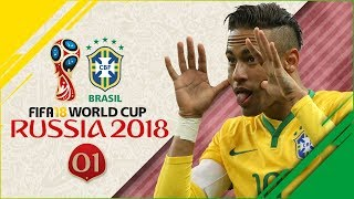 Video FIFA 18 Russia World Cup w/Brazil Ep1 - RIDICULOUS GROUP STAGE!! MP3, 3GP, MP4, WEBM, AVI, FLV Desember 2017