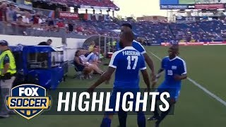 SUBSCRIBE to get the latest FOX Soccer content: https://www.youtube.com/user/Foxsoccer?sub_confirmation=1 Watch highlights between Martinique and Nicaragua i...