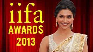 Deepika Padukone Performs at IIFA Awards 2013