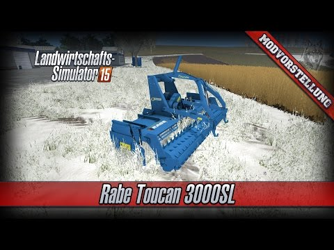 Rabe Toucan 3000SL v3.0