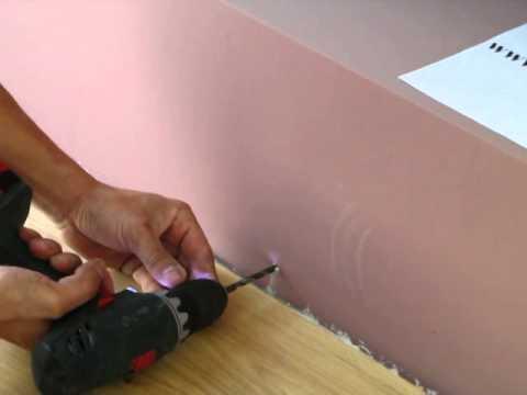 Montáž podlahových lišt <br>2. díl