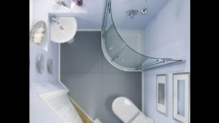 Tips for small bathroom design