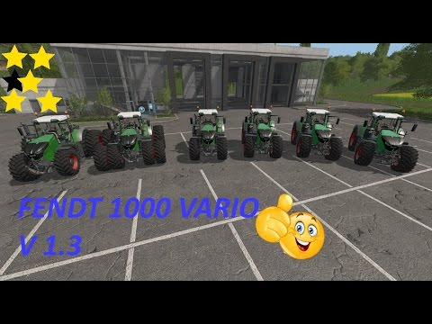 FENDT 1000 VARIO BY STEPH33 v1.3
