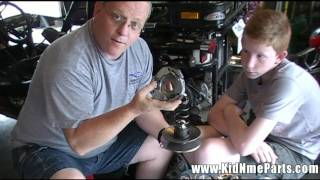 9. KidNme Explains Common CVT Problems