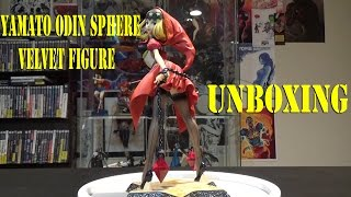 An unboxing video of Yamato Sif EX Odin Sphere: Velvet Figure. Add me on PSN: Omegabalmung Subscribe If you like my videos: http://www.youtube.com/user/Omega...