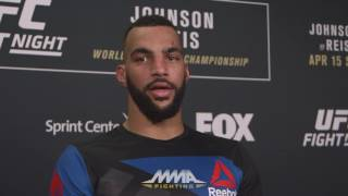 Nonton UFC on FOX 24: Devin Clark 'Disappointed' With Decision Win Over Jake Collier Film Subtitle Indonesia Streaming Movie Download