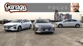 Elettrica, plug-in o ibrida? Come scegliere la Hyundai Ioniq - Video Test