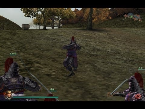 Dynasty Warriors 4 Hyper Custom-ish Level | Liang Province Rebellion (Han Forces)