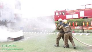 Top Fire Safety Training  in North India PIFE AGRA