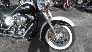 10. 024589 - 2011 Harley Davidson Softail Deluxe FLSTN - Used Motorcycle For Sale