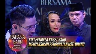 Video Kiki Fatmala Kaget Baru Menyaksikan Pengobatan Ust. Dhanu - Siraman Qolbu (3/1) MP3, 3GP, MP4, WEBM, AVI, FLV Januari 2019