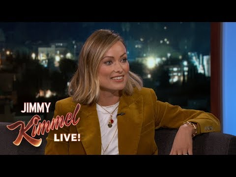 Olivia Wilde on Having a HUGE Pregnant Belly