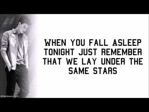 Shawn Mendes - Never Be Alone (with Lyrics) [studio version]