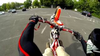 7. Urban Trial | Having fun DOWNTOWN | Beta 300 EVO 2015