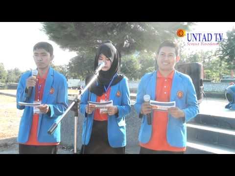 Dok Humas Untad, Pembukaan Ormik 18 Agustus Tahun 2015 Tadulako University