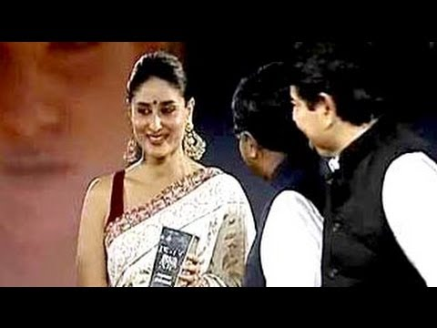 KAREENA - Kareena Kapoor, who was awarded the Entertainer Of The Decade award at Indian of the Year 2012, says she's spending a lot on airfare to be with Saif.