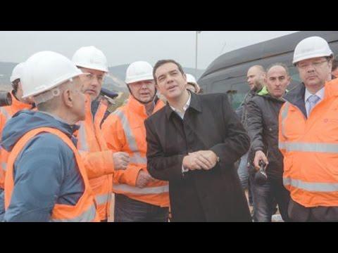 Περιοδεία του πρωθυπουργού στη Θράκη