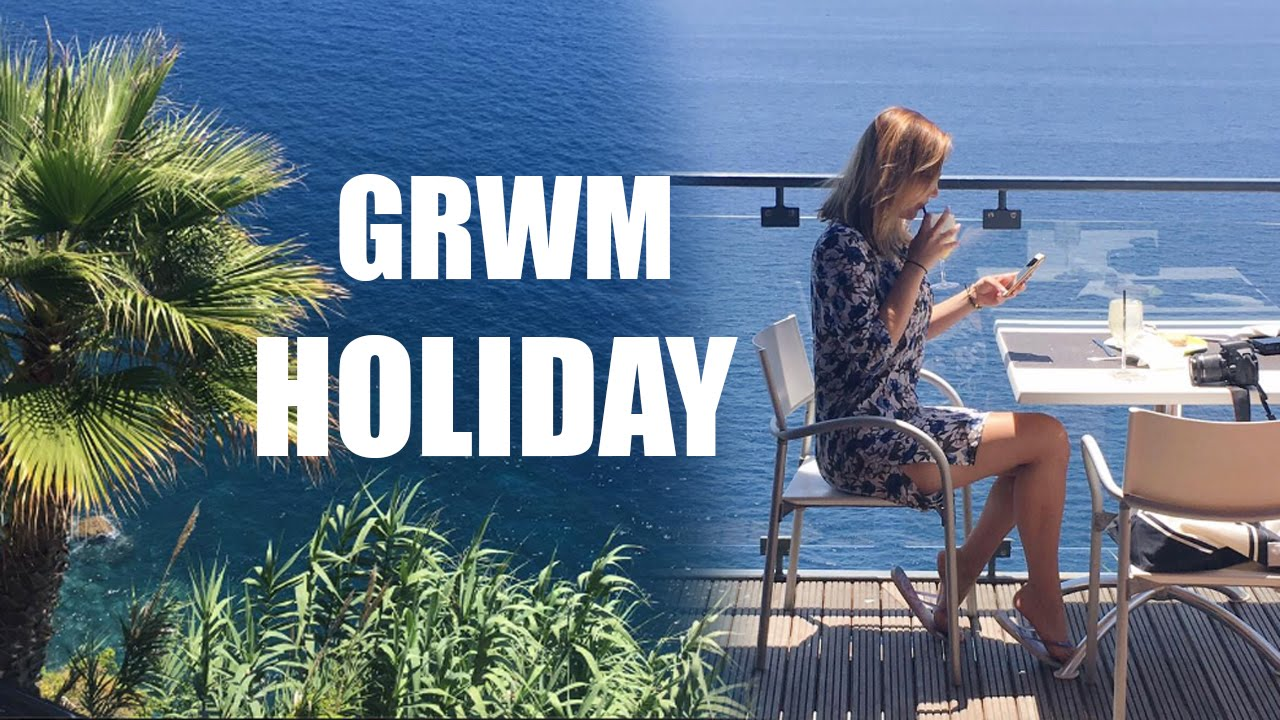 GRWM: Holiday | A Little Obsessed  #AD