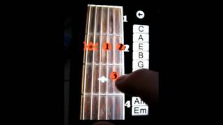 Learn Guitar Chords - AdFree YouTube video