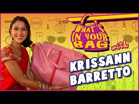 Krissann Barretto aka Sanjana's Handbag SECRET REV