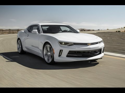*** CHEVROLET CAMARO RS//2016 - 3,6 L/335 HP/ 0-60MPH-5,3 Sek// TEST DRIVE & REVIEW**
